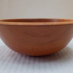 Porridge-Bowl-Handmade-Gift-in-Cherry-Wood-for-sweets-salad-keys
