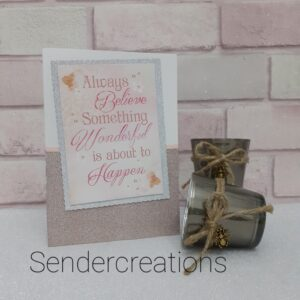 Encouragement Card | Just Because Card | Beautifully Handmade uk